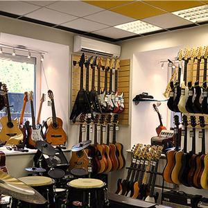 Музыкальные магазины Тосно