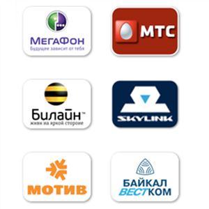 Операторы сотовой связи Тосно