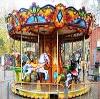 Парки культуры и отдыха в Тосно
