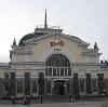 Железнодорожные вокзалы в Тосно