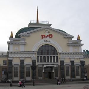 Железнодорожные вокзалы Тосно